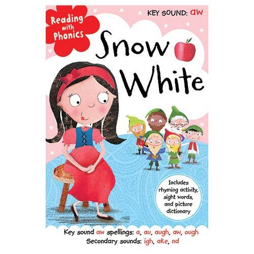 First Spread of Snow White (9781782356196)