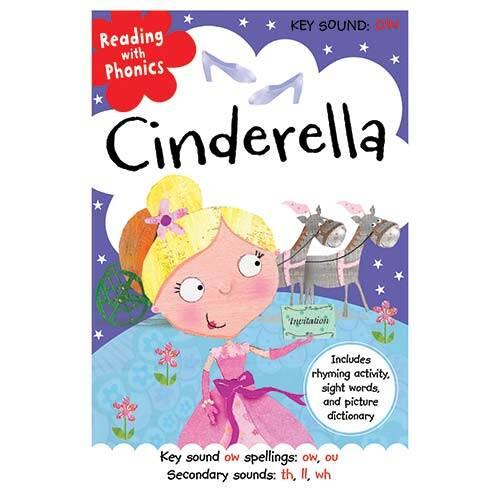 First Spread of Cinderella (9781782356226)