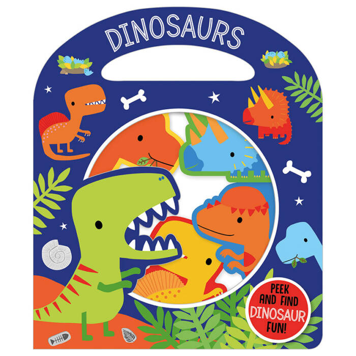 First Spread of Dinosaurs (9781789474497)