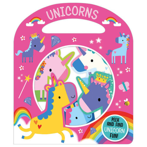 First Spread of Unicorns (9781789474527)