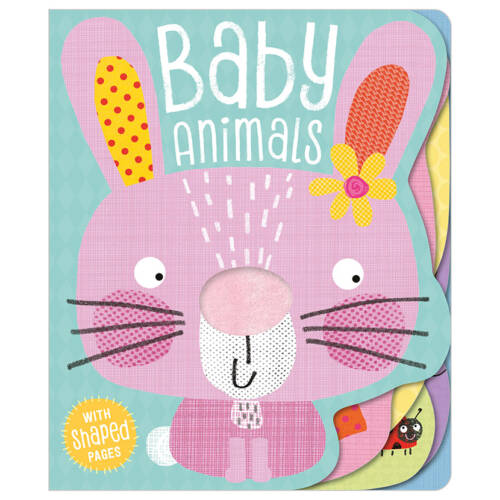 First Spread of Baby Animals (9781789474688)