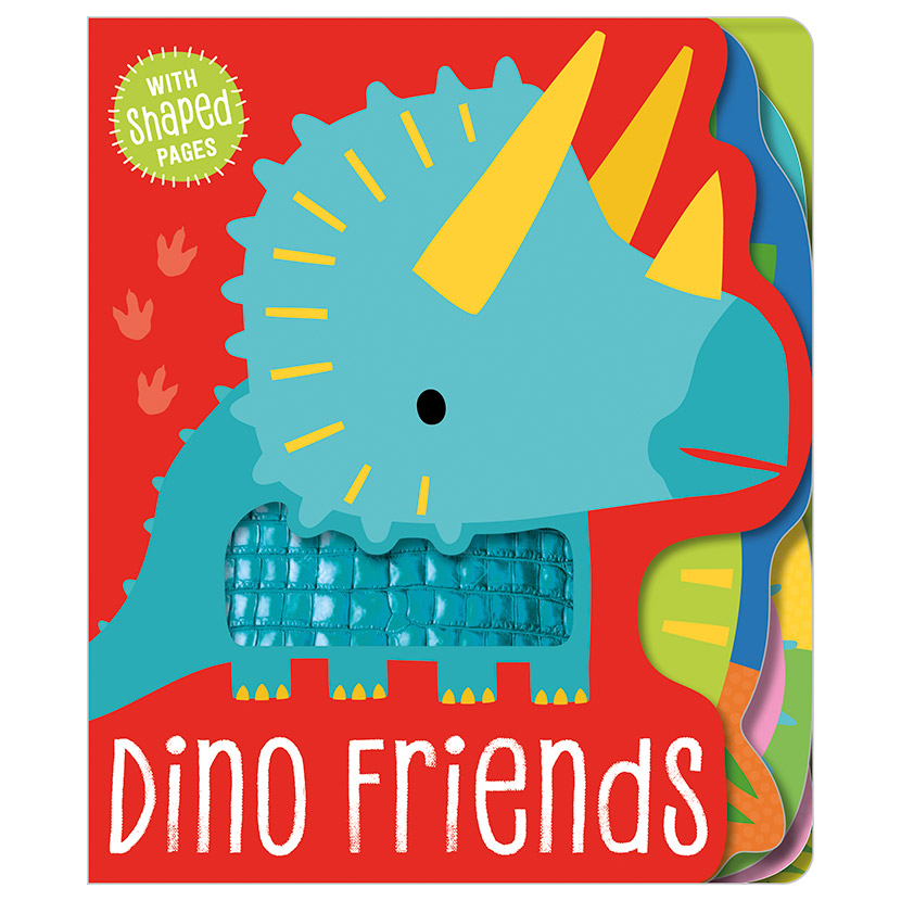 First Spread of Dino Friends (9781789474695)