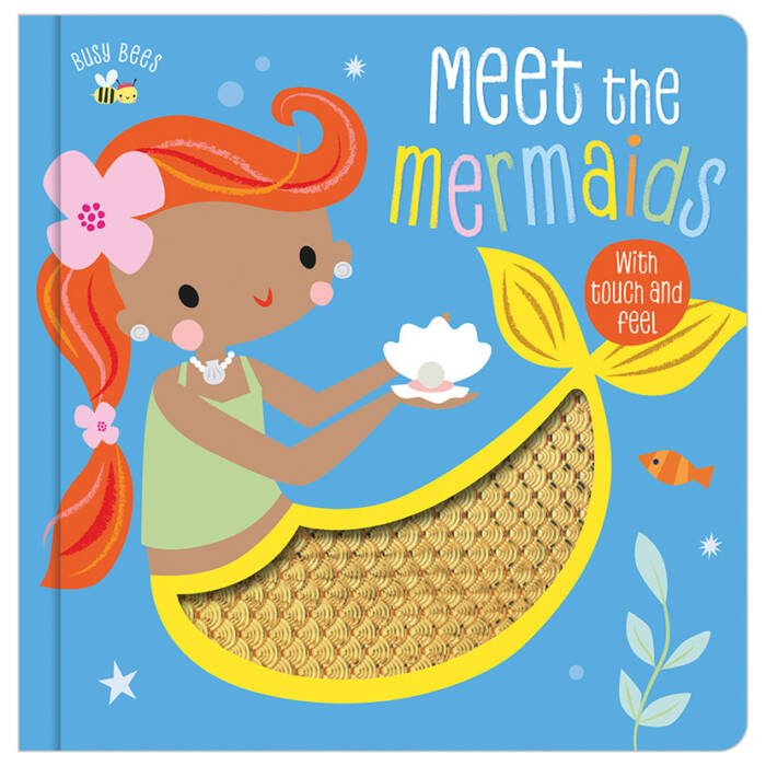 First Spread of Busy Bees Meet the Mermaids (9781789475692)