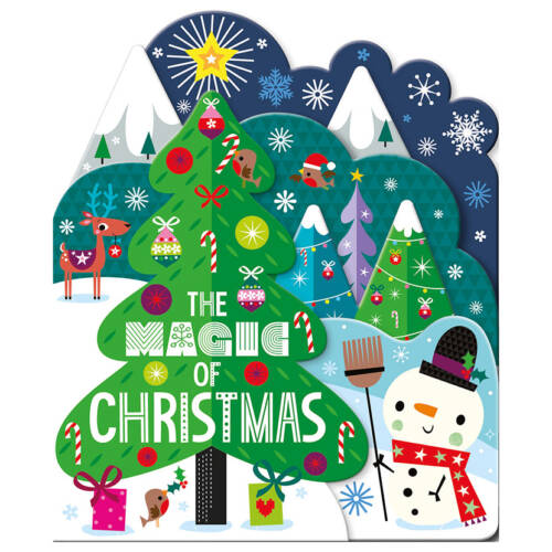 First Spread of The Magic of Christmas (9781789477559)