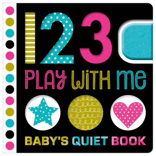 First Spread of 123 Play With Me (9781800583078)
