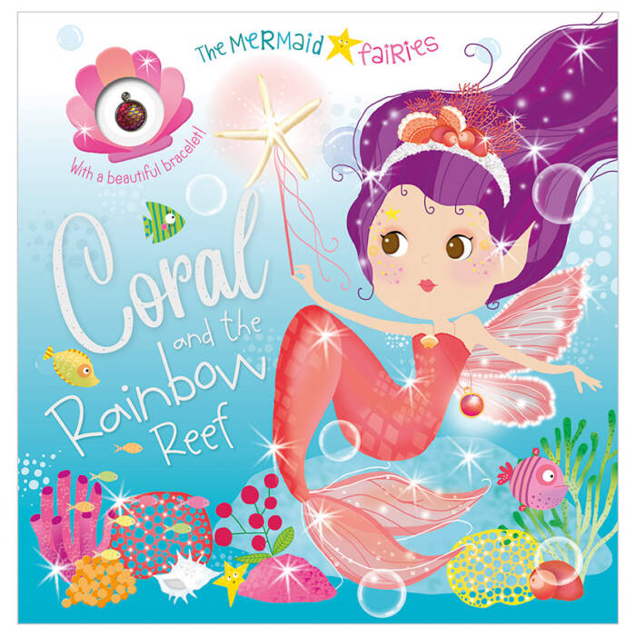 First Spread of Coral and the Rainbow Reef (9781789477719)