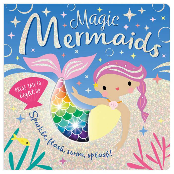 First Spread of Magic Mermaids (9781789477443)