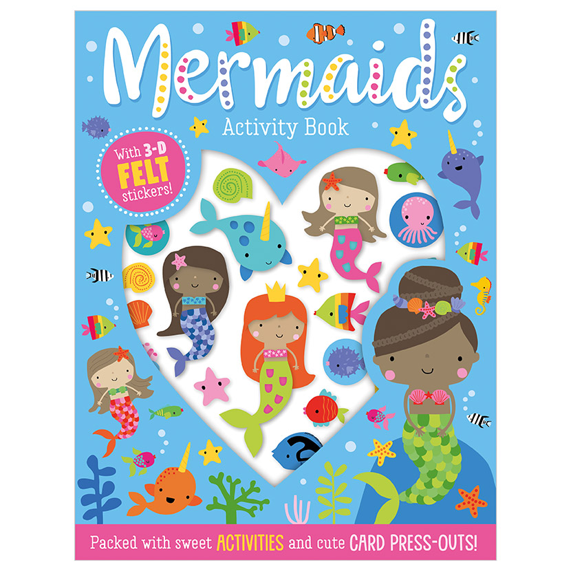 First Spread of Mermaids (9781789477900)