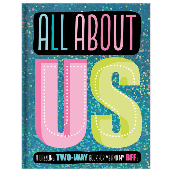 First Spread of All About Us (9781789473285)