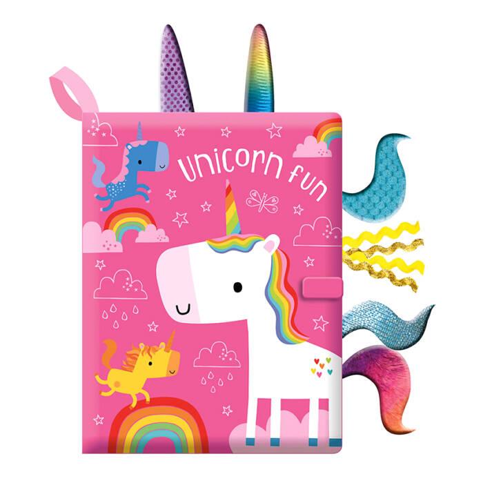 First Spread of Unicorn Fun (9781789477511)