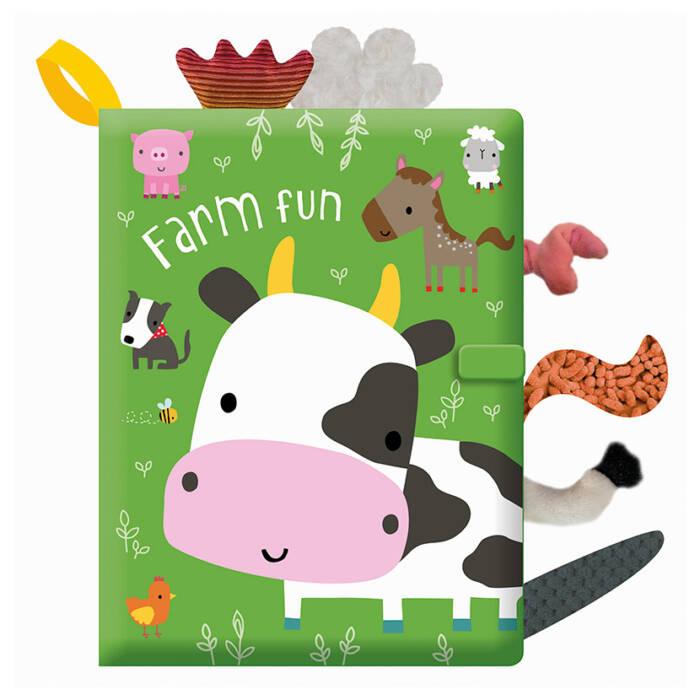 First Spread of Farm Fun (9781789477535)