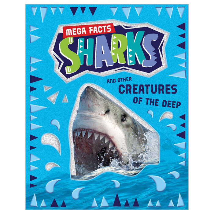 First Spread of Sharks and Other Creatures of the Deep (9781789477825)