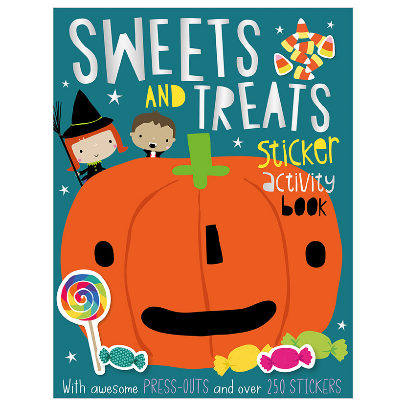 First Spread of Sweets and Treats (9781786923974)