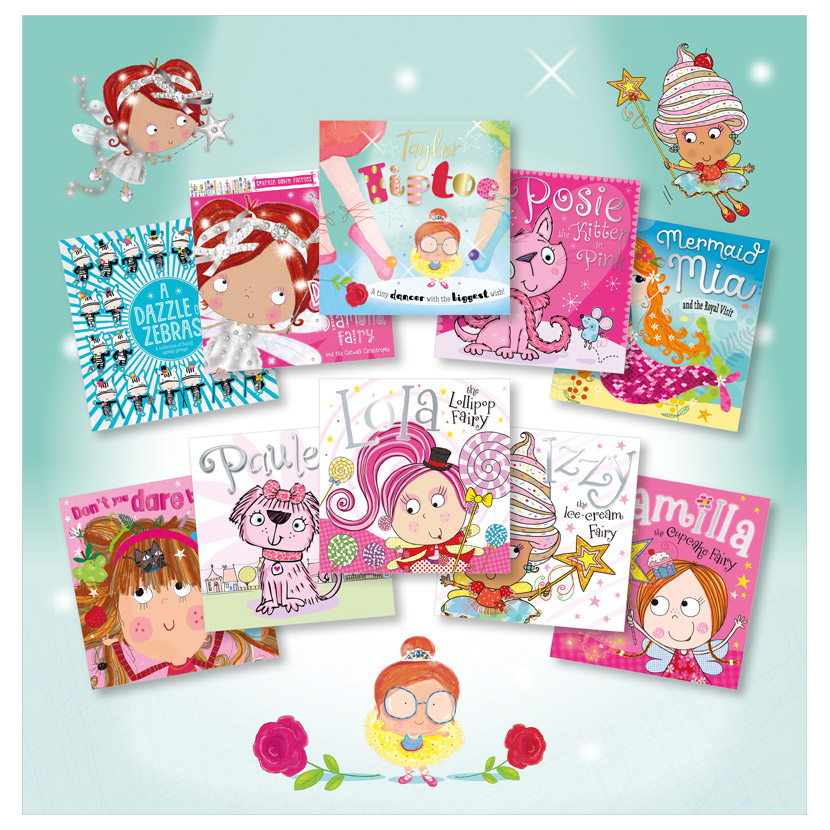 First Spread of Magical Storytime Collection 10-Set Ziplock (9781789477054)
