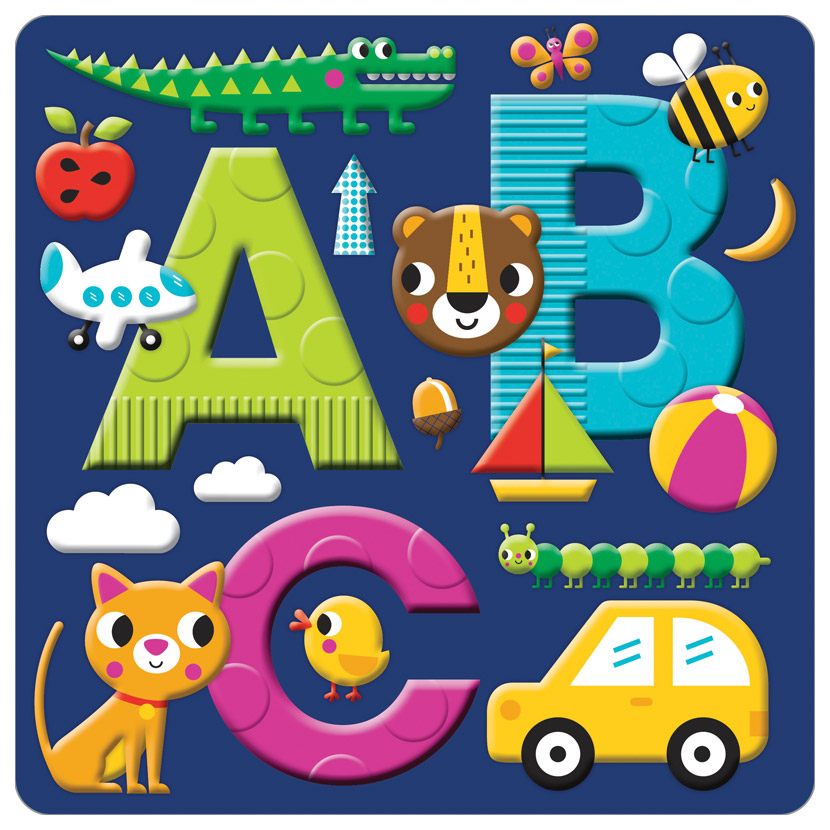 First Spread of ABC (9781800583191)