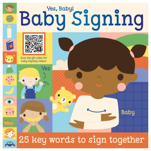Baby! Baby Signing (9781800582866)